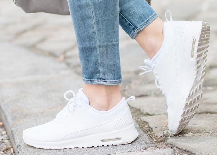 6x witte sneakers voor de zomer