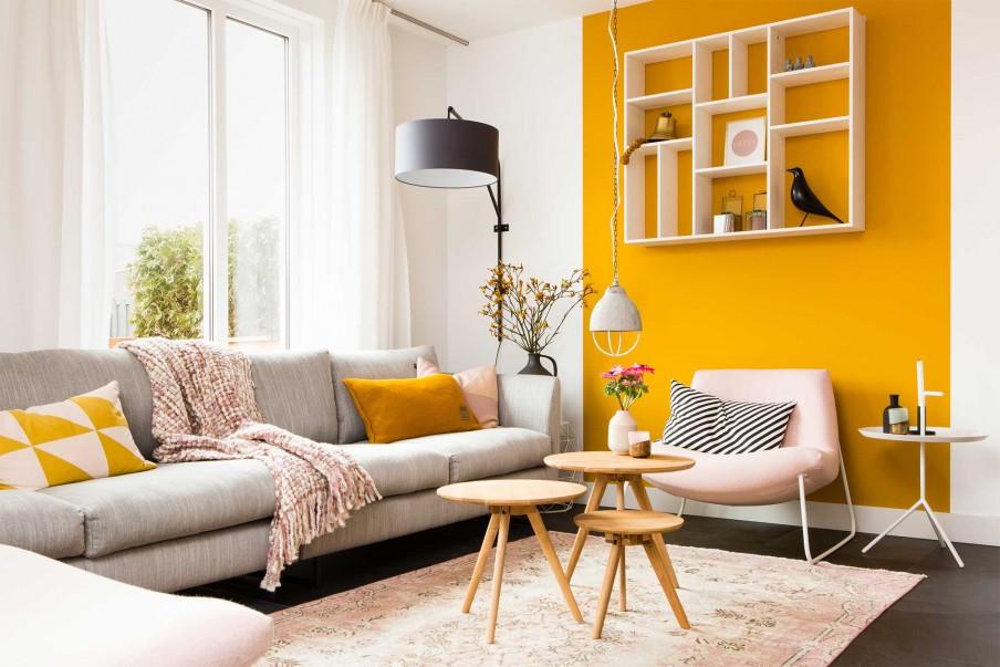 Trendkleur geel in je interieur