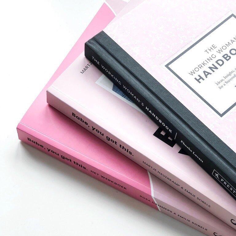 Werkboeken voor girlbosses
