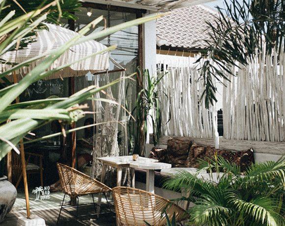 tuin of balkon gezellig plekje