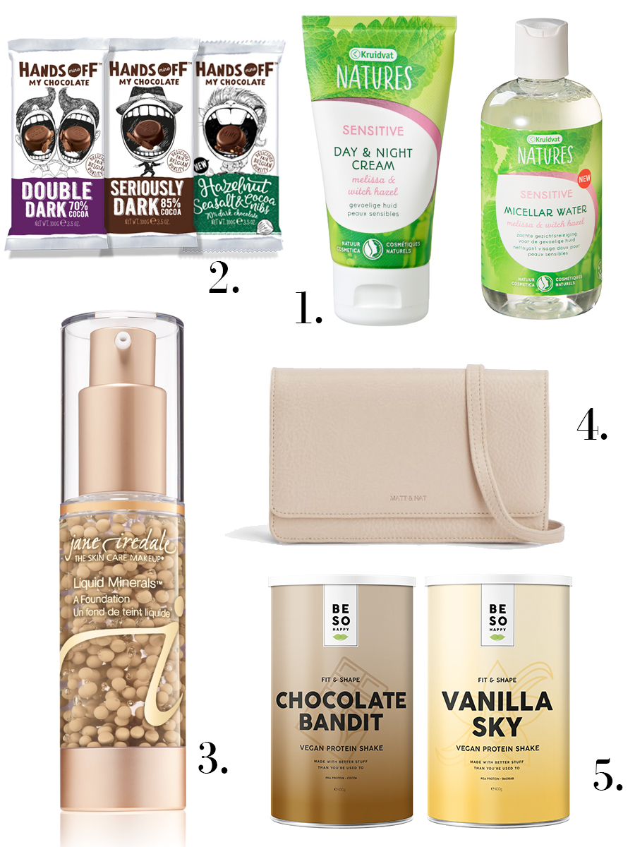 5 merken voor Vegan Lifestyle