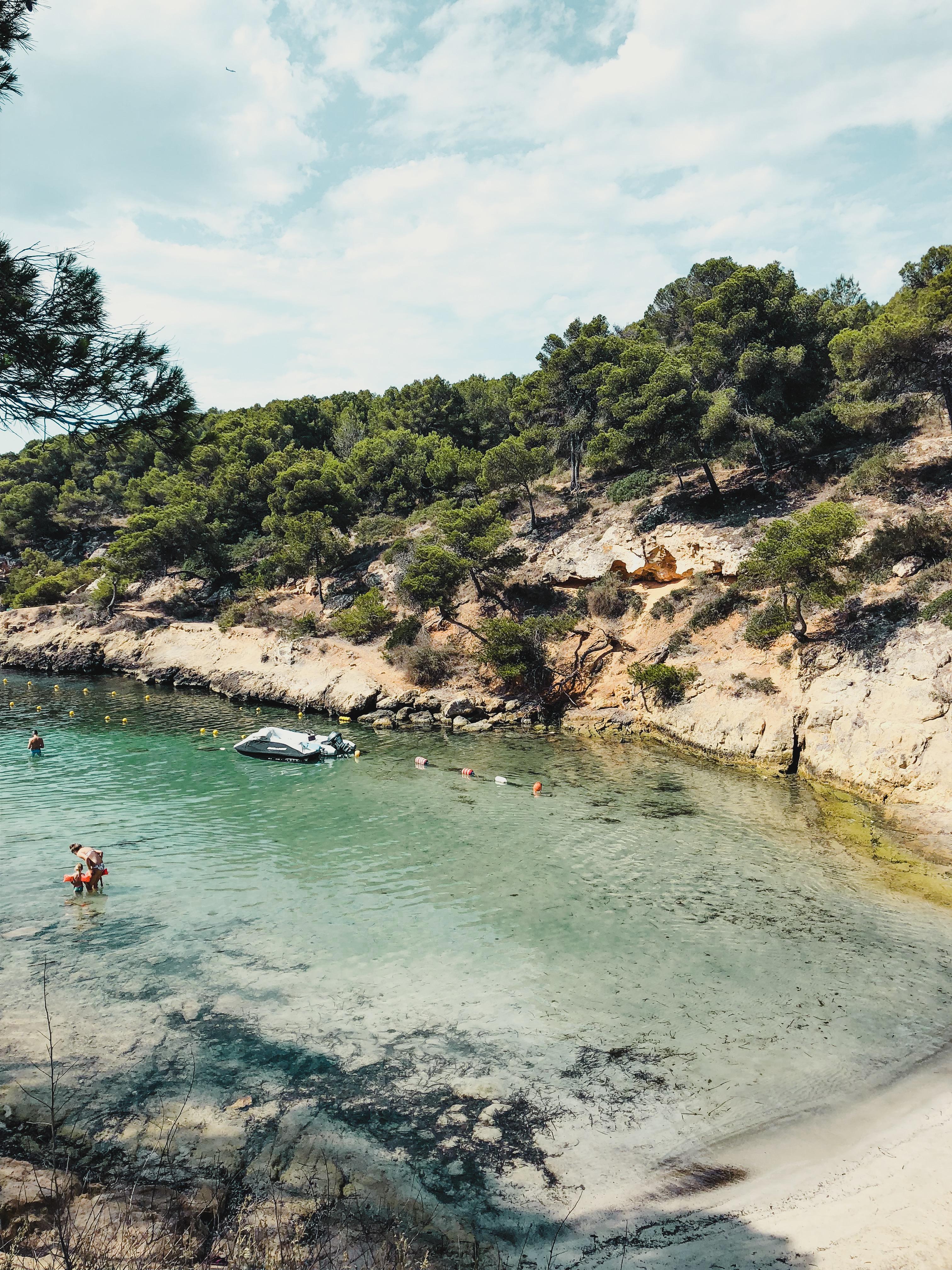 stranden van Mallorca Cala Cap Falco