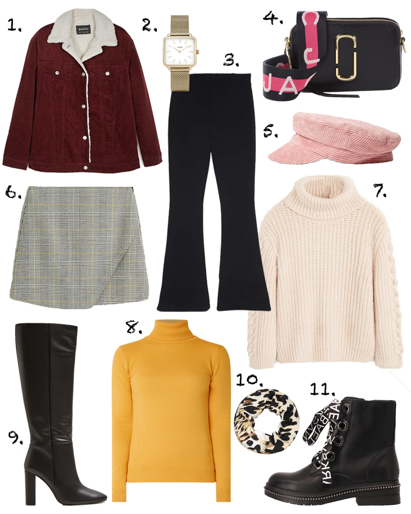 wishlist herfst mode