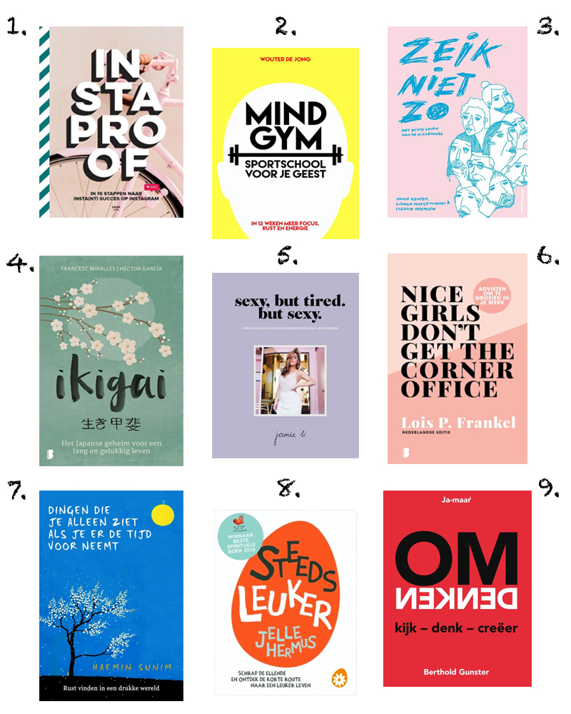 Deze boeken wil ik nog lezen